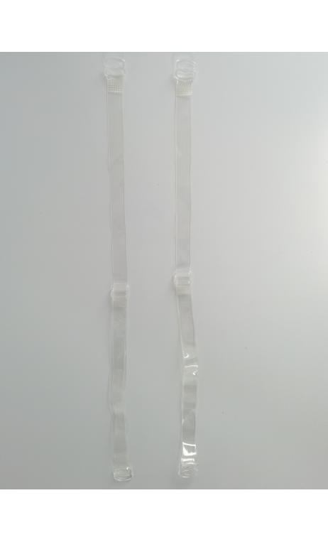 Bretelles Transparente