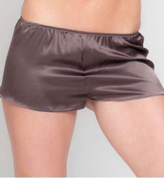 Short Ingrid Luxe Marron