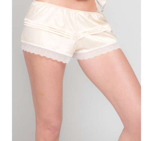 Short satin Estelle 2