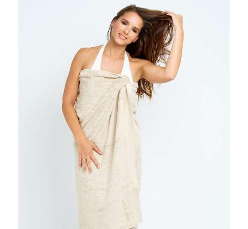 grande serviette en bambou