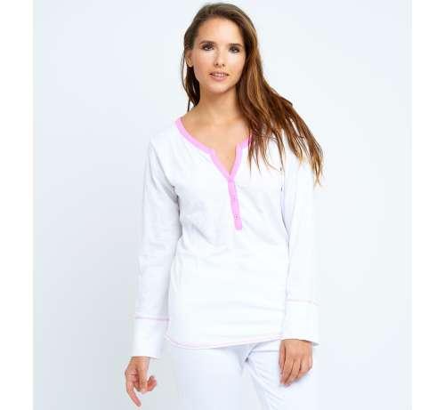 T-shirt coton manches longues