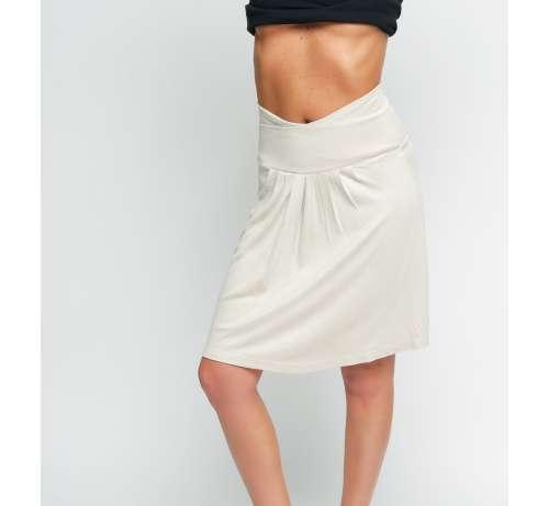 jupe longue ample bambou