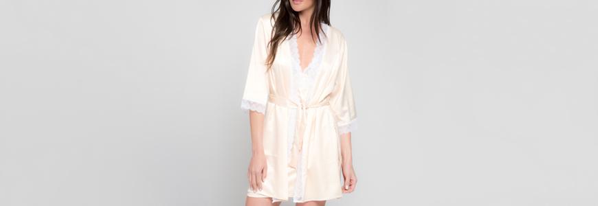 Kimono, peignoir