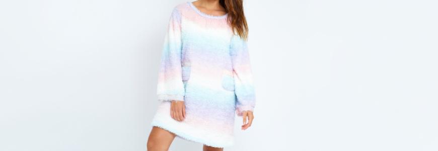 Nuit  -Pour des nuits confortables et glamour avec notre collection de homewear